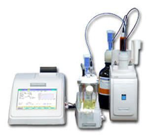 Titrator volumetric / Karl Fischer AQUACOUNTER® AQV-2200 series Hitachi High-Technologies