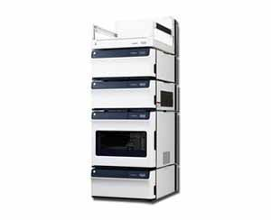 High-performance liquid chromatography system Primaide Hitachi High-Technologies