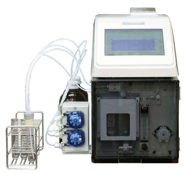 Laboratory mercury analyzer HG-400 Hitachi High-Technologies
