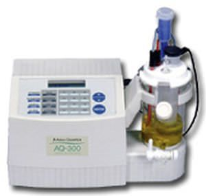 Titrator Karl Fischer / coulometric AQUACOUNTER® AQ-300 Hitachi High-Technologies