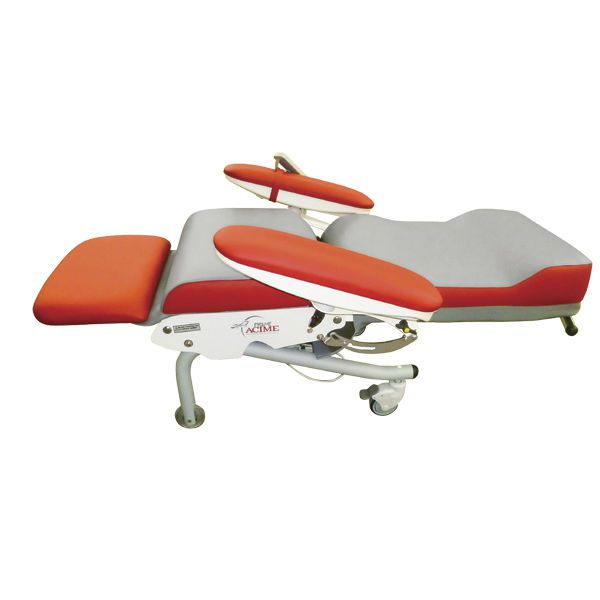 "Electrical treatment armchair / on casters ""O"" Labo Acime Frame"