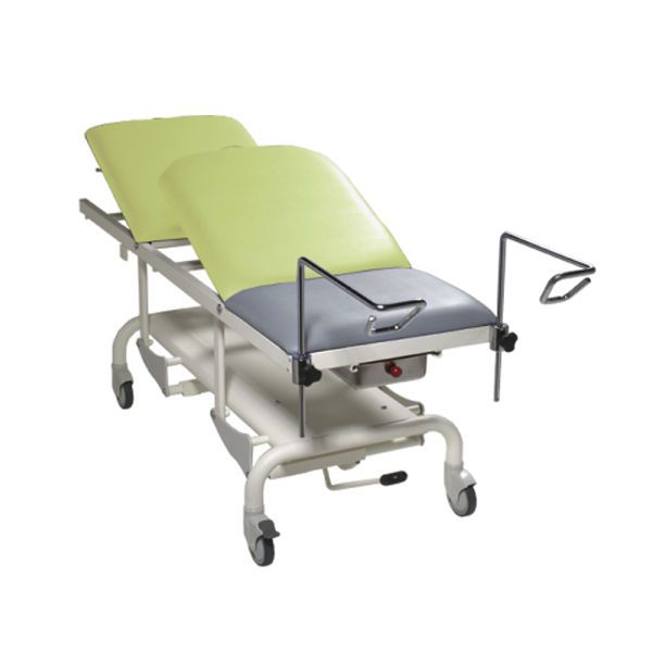 Gynecological examination table / hydraulic / on casters / height-adjustable 5030 Acime Frame