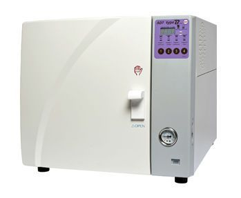 Dental autoclave / bench-top / with vacuum cycle 22 L   Type-B (1V) APOZA Enterprise Co., Ltd.