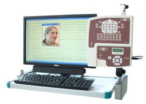 32-channel electroencephalograph GEM 100 Ebneuro
