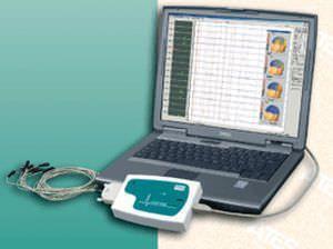 Portable electroencephalograph / 8-channel Neurotravel Mini Ebneuro
