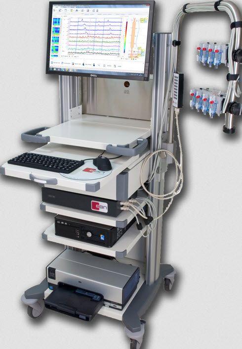 Gastro-esophageal pressure monitor Gastro Explorer Ebneuro