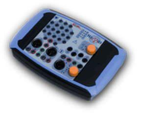 EMG amplifier Nemus 2 Ebneuro