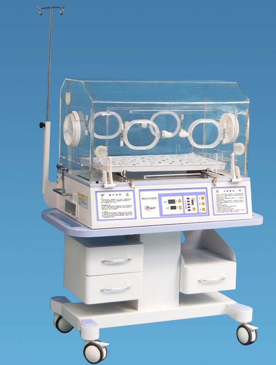 Infant incubator BB-100 luxurious Zhengzhou Dison Instrument And Meter Co.,Ltd