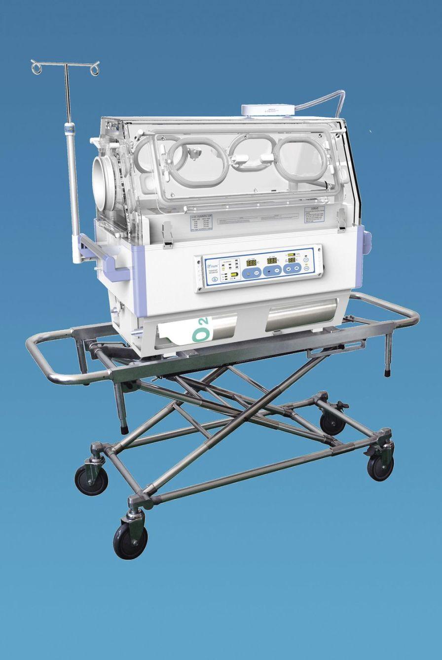Infant transport incubator BT-100 Zhengzhou Dison Instrument And Meter Co.,Ltd