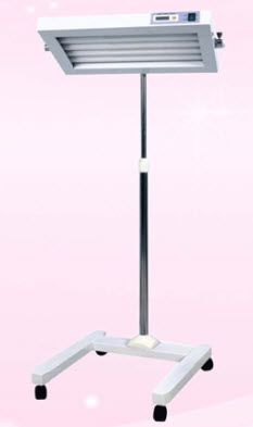 Infant phototherapy lamp / on casters IBL-500L Zhengzhou Dison Instrument And Meter Co.,Ltd