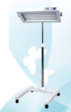 Infant phototherapy lamp / on casters IBL-500 Zhengzhou Dison Instrument And Meter Co.,Ltd