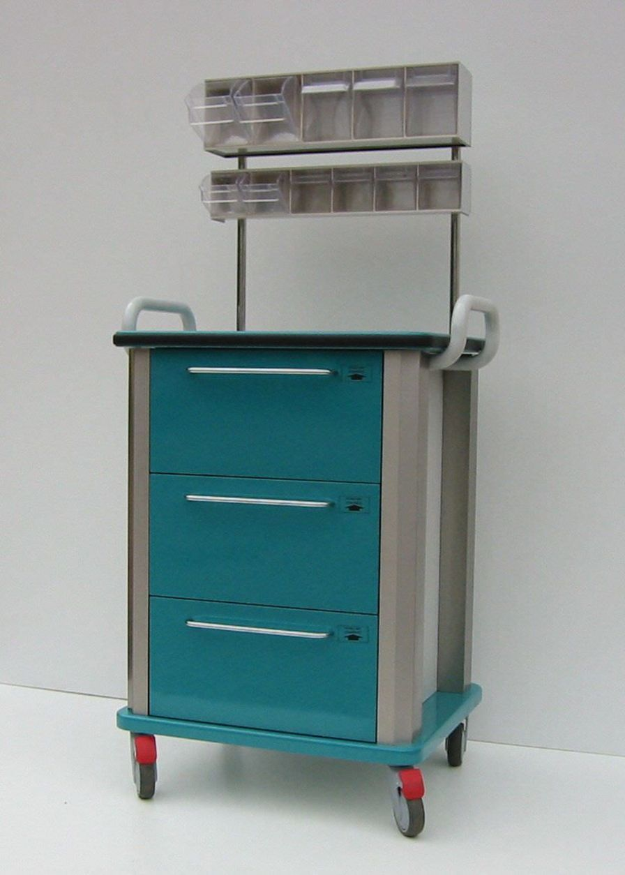 Intensive care trolley / with drawer Farum