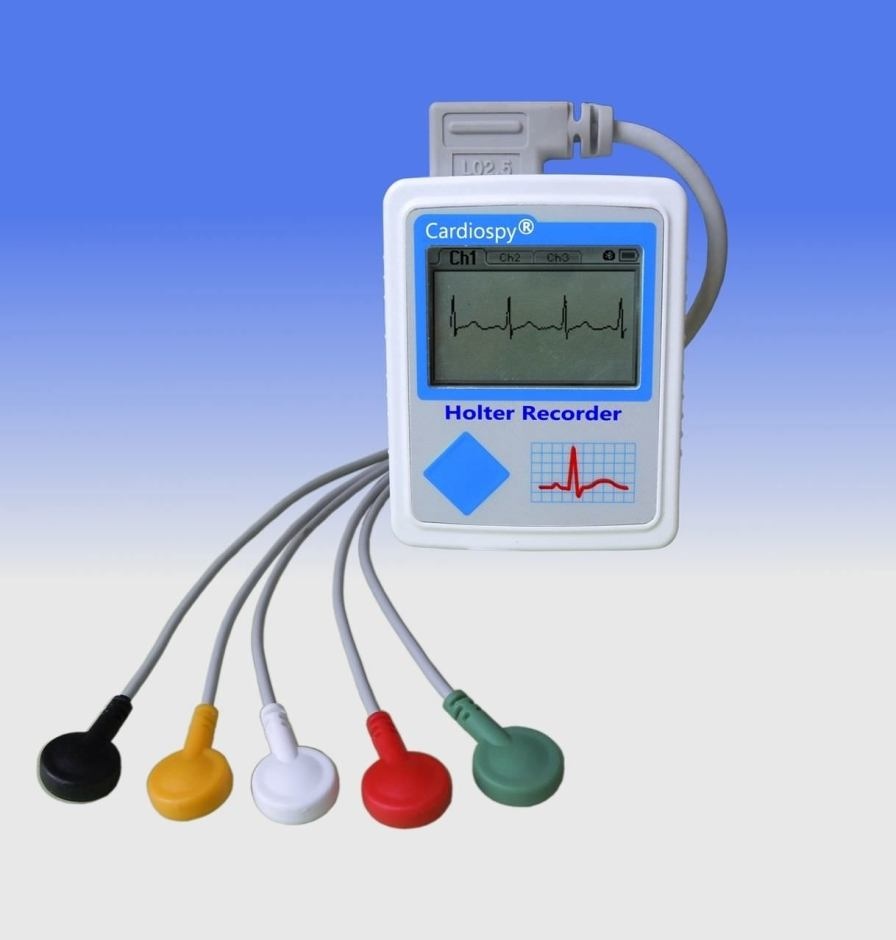 12-channel cardiac Holter monitor SH-E12 Farum
