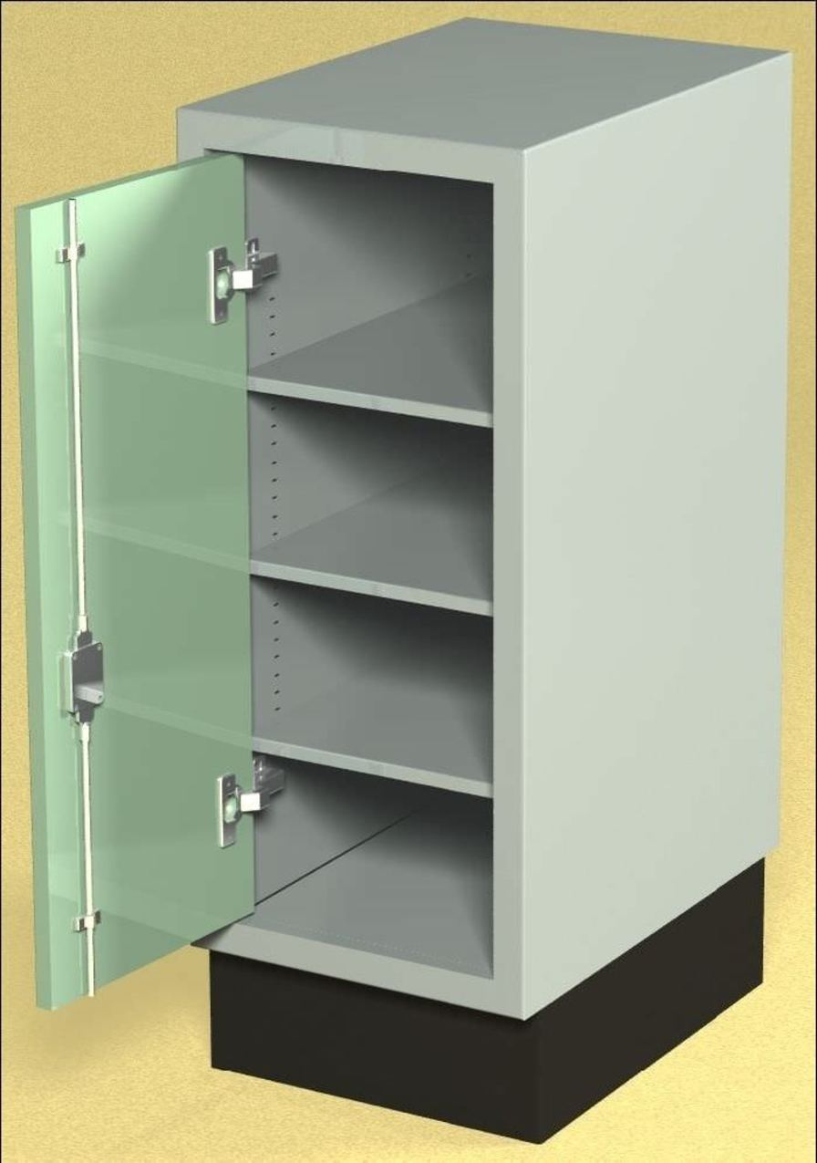 Medical cabinet / medical office W64 Farum