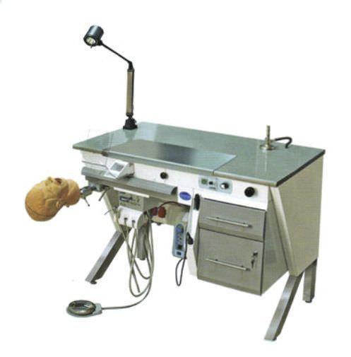 Dental laboratory workstation / with patient simulator / 1-station Kousha Fan Pars Co. (KFP-Dental Co.)