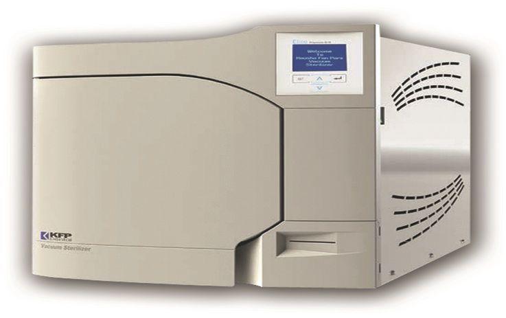 Dental surgery autoclave / with steam generator Elit Premium 18 Kousha Fan Pars Co. (KFP-Dental Co.)