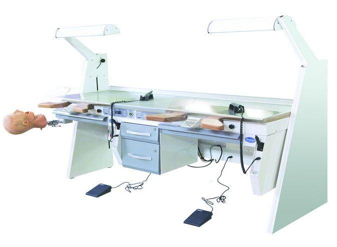 Dental laboratory workstation / with patient simulator / automatic / 2-station Kousha Fan Pars Co. (KFP-Dental Co.)