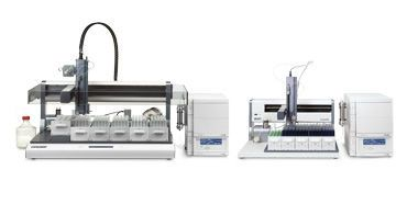 High-performance liquid chromatography system / modular 322 Gilson