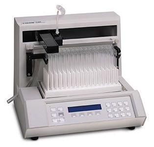 Fraction collector for liquid chromatography FC 203B Gilson