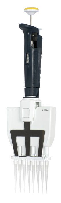Mechanical micropipette / variable volume / with ejector / multichannel PIPETMAN Neo® Gilson