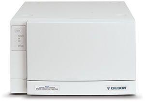 HPLC chromatography detector / photodiode array 171, 172 Gilson