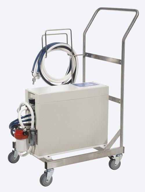 Mobile hemodialysis water treatment system (reverse osmosis) HEMORO 3000 | 50-70 l/h DWA