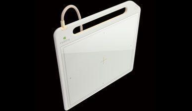 Multipurpose radiography flat panel detector / portable 14 x 17 Cuattro Europe