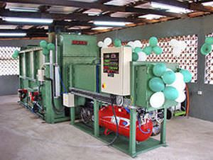 Hospital incinerator / waste Incinco