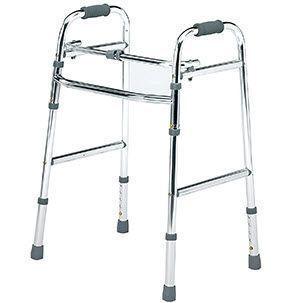 Height-adjustable walker / folding 135 kg | 2145 Roma Medical Aids