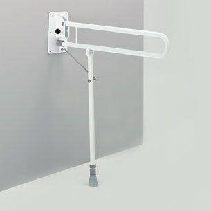 Bathroom grab bar / wall-mounted / height-adjustable max. 125 kg | 4231 Roma Medical Aids
