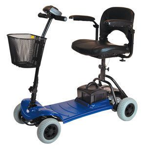 4-wheel electric scooter 100 kg | Alcora Roma Medical Aids