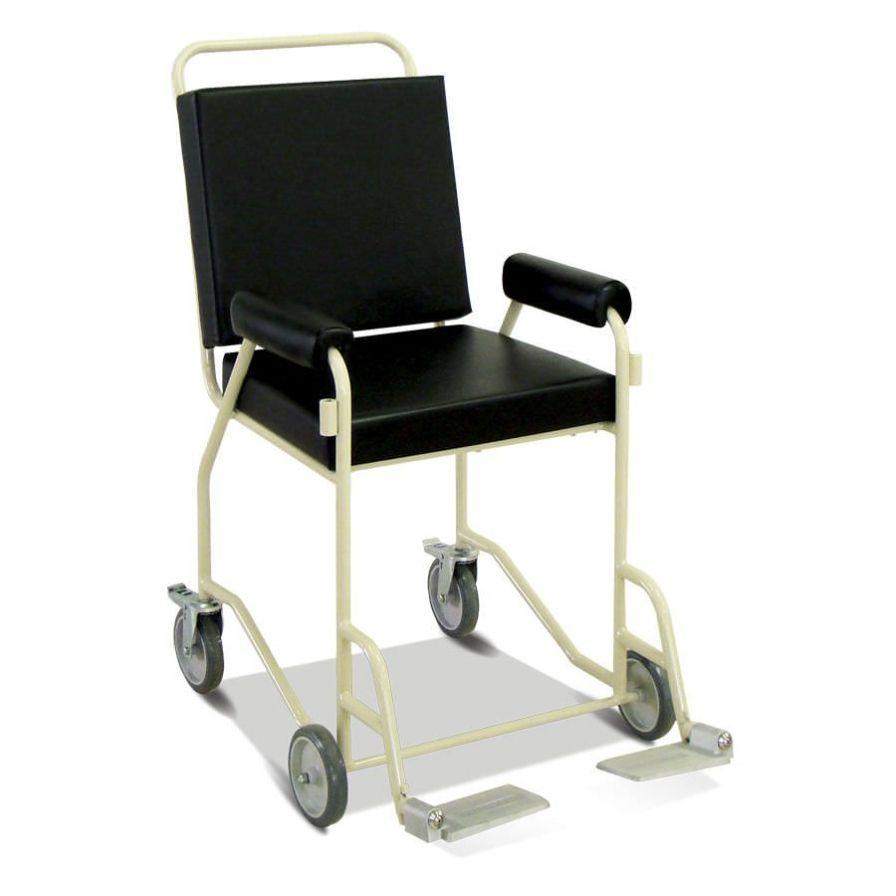 Patient transfer chair HM 2046 Hospimetal Ind. Met. de Equip. Hospitalares