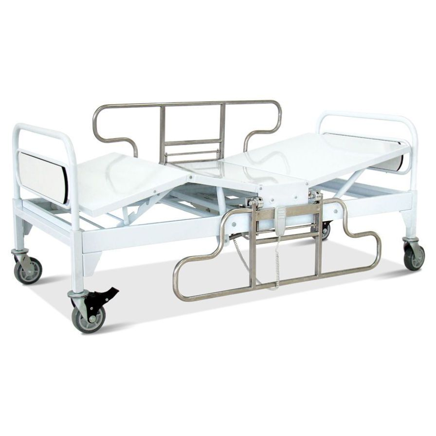 Electrical bed / 4 sections HM 2003 O Hospimetal Ind. Met. de Equip. Hospitalares