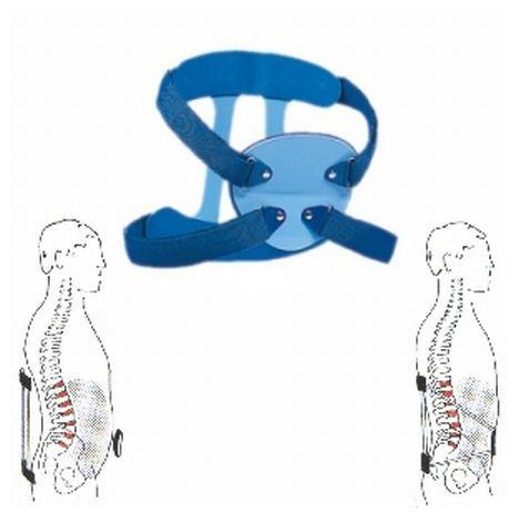 Sacral support belt / lumbar / lumbosacral (LSO) / rigid DISCOFLEX BASKO Healthcare