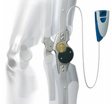Prosthetic knee joint (lower extremity) / manual lock / single-axis / adult SWING PHASE LOCK 2 BASKO Healthcare
