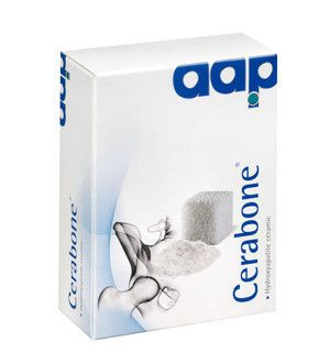 Xenograft bone substitute / rigid Cerabone® Aap Implantate
