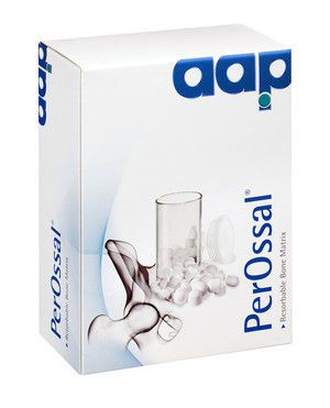 Synthetic bone substitute / rigid PerOssal® Aap Implantate