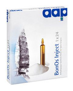 Bone cement BonOs® Inject Aap Implantate