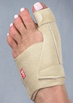 Hallux valgus orthosis (orthopedic immobilization) 3PP® BUNION-AIDER™ 3-Point Products