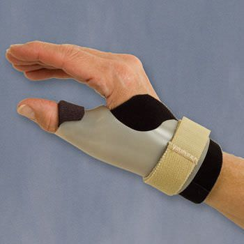 Thumb splint (orthopedic immobilization) THUMSAVER™ CMC SHORT 3-Point Products