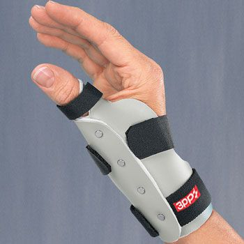 Thumb splint (orthopedic immobilization) 3PP® ULTRA SPICA 3-Point Products