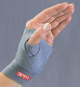 Wrist strap (orthopedic immobilization) 3PP® THUMSLING® 3-Point Products