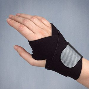Wrist strap (orthopedic immobilization) / with thumb loop 3PP® U WRAP™ 3-Point Products