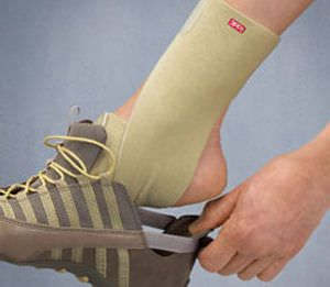 Ankle strap (orthopedic immobilization) 3PP® PF LIFT® 3-Point Products