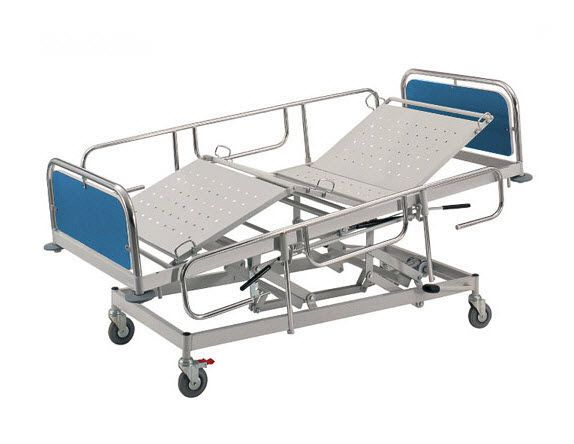 Mechanical bed / height-adjustable / 4 sections Model HLF 535 Savion Industries