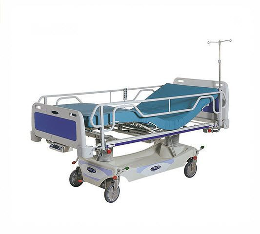 Intensive care bed / electrical / height-adjustable / 4 sections Model IC 930 Savion Industries