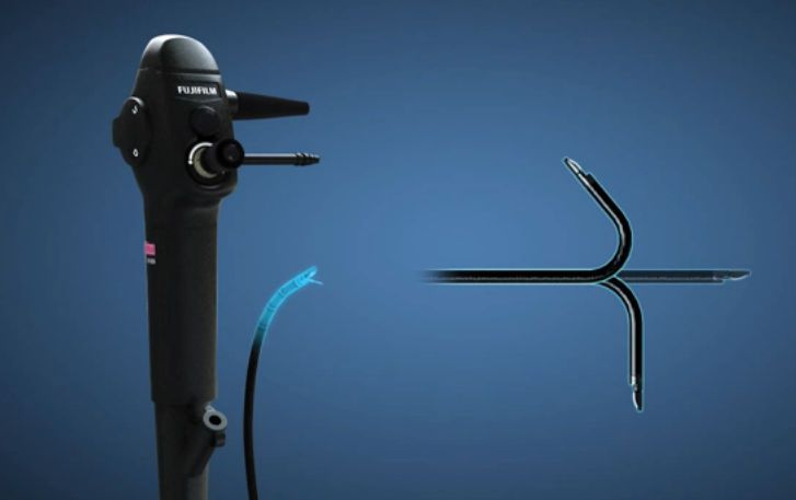 Bronchoscope video endoscope EB-530US FUJIFILM Europe
