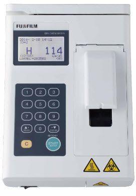 Portable blood ammonia analyzer DRI-CHEM NX10N FUJIFILM Europe