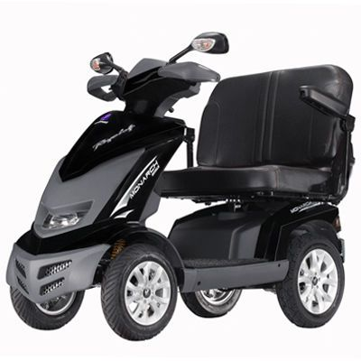 4-wheel electric scooter PF7D Royale 4D Heartway Medical Products