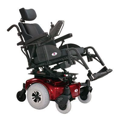 Electric wheelchair / exterior / interior HP6RT ALLURE RT Heartway Medical Products